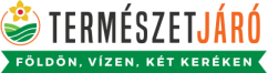 LogoTERMÉSZETJÁRÓ - FÖLDÖN, VÍZEN, KÉT KERÉKEN