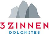 LogoLa zona delle Tre Cime nelle Dolomiti
