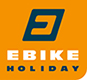 Das ebike holiday Tourenportal